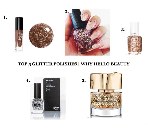 Glitter Polishes